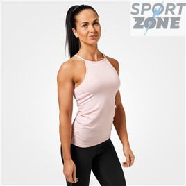 Спортивный топ Performance Halter, розовый меланж