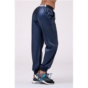 Ne Sports Drop Crotch pants цв.синий