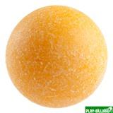 Мяч для футбола AE-05/D 36 мм (шероховатый пластик, желтый), интернет-магазин товаров для бильярда Play-billiard.ru