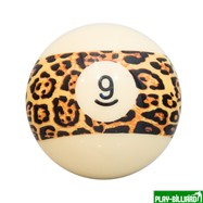 Биток 57.2 мм «Aramith Leopard», интернет-магазин товаров для бильярда Play-billiard.ru