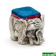 Weekend Пенал для мела «Peweter», слон, интернет-магазин товаров для бильярда Play-billiard.ru. Фото 1