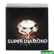 Weekend Мел  «Super Diamond Grey» (серый) черная коробка, интернет-магазин товаров для бильярда Play-billiard.ru. Фото 3