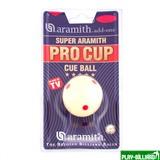 "Aramith Saluc Биток 57.2 мм ""Super Aramith Pro Cup"", интернет-магазин товаров для бильярда Play-billiard.ru"