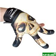 Longoni Перчатка бильярдная «Longoni Fancy Skull 3», интернет-магазин товаров для бильярда Play-billiard.ru. Фото 4