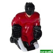 Weekend Вратарь «Red Machine / Alaska / Edmonton» (красный), интернет-магазин товаров для бильярда Play-billiard.ru