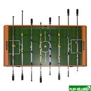 Weekend Настольный футбол (кикер) «Express» (121x61x78.1 см, орех), интернет-магазин товаров для бильярда Play-billiard.ru. Фото 4