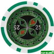 Набор для покера Ultimate на 300 фишек, интернет-магазин товаров для бильярда Play-billiard.ru. Фото 7