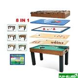 Настольные игры Partida 8в1 121, интернет-магазин товаров для бильярда Play-billiard.ru