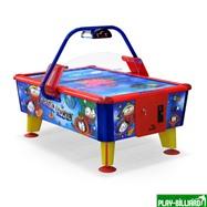 Wik Аэрохоккей «Magic» 5 ф ( 163 х 107 х 67 см, цветной, жетоноприемник), интернет-магазин товаров для бильярда Play-billiard.ru