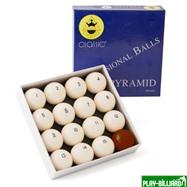 Classic Комплект шаров 68 мм «Classic А-качество», интернет-магазин товаров для бильярда Play-billiard.ru. Фото 1