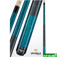 "Viking Кий для пула 2-pc ""Viking Valhalla VA113"" (синий), интернет-магазин товаров для бильярда Play-billiard.ru. Фото 3"