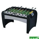 Weekend Настольный футбол (кикер) «Rialto» (141x73x82 см, светло-черный), интернет-магазин товаров для бильярда Play-billiard.ru