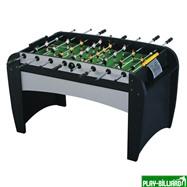 """Настольный футбол (кикер) """"Rialto"""" (141x73x82, светло-черный), интернет-магазин товаров для бильярда Play-billiard.ru"""