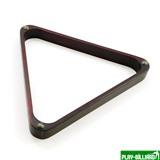 Weekend Треугольник 60 мм (махагон), интернет-магазин товаров для бильярда Play-billiard.ru
