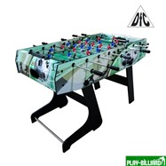 Настольный футбол DFC SEVILLA складной, интернет-магазин товаров для бильярда Play-billiard.ru. Фото 2