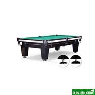 Weekend Бильярдный стол для русского бильярда «Magnum» 9 ф (черный), интернет-магазин товаров для бильярда Play-billiard.ru
