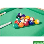 Weekend Игровой стол «Mini 3-in-1» (футбол, аэрохоккей, бильярд), интернет-магазин товаров для бильярда Play-billiard.ru. Фото 6