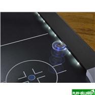 Weekend Шайба для аэрохоккея LED «Atomic Lumen-X Laser» (прозрачная, синий светодиод) D65 mm, интернет-магазин товаров для бильярда Play-billiard.ru. Фото 2