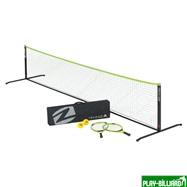 Zume Games Складной комплект для игры в большой / пляжный теннис (2 ракетки, 2 мяча, сетка), интернет-магазин товаров для бильярда Play-billiard.ru. Фото 1