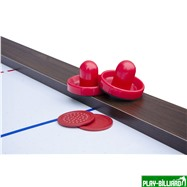 Weekend Аэрохоккей «Vancouver» 7 ф (214 х 107 х 84,5 см , коричневый), интернет-магазин товаров для бильярда Play-billiard.ru. Фото 5