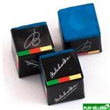 Balabushka Мел «Balabushka» (3 шт) синий, интернет-магазин товаров для бильярда Play-billiard.ru