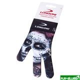 Weekend Перчатка бильярдная «Longoni Fancy Skull 1», интернет-магазин товаров для бильярда Play-billiard.ru
