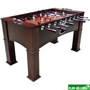 Weekend Настольный футбол (кикер) «Provincial» (146 х 72 х 86,5 см, коричневый), интернет-магазин товаров для бильярда Play-billiard.ru