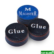 """Наклейка для кия """"Magister"""" (M) 13 мм, интернет-магазин товаров для бильярда Play-billiard.ru. Фото 1"""