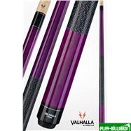 "Viking Кий для пула 2-pc ""Viking Valhalla VA117"" (фиолетовый), интернет-магазин товаров для бильярда Play-billiard.ru. Фото 3"