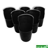 Комплект луз для столов «Competition» / «Eliminator» (резина), интернет-магазин товаров для бильярда Play-billiard.ru