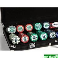 Набор для покера US Dollar на 500 фишек, интернет-магазин товаров для бильярда Play-billiard.ru. Фото 3