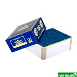 Weekend Мел «Standart» (144 шт) синий, интернет-магазин товаров для бильярда Play-billiard.ru