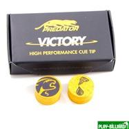Predator Наклейка для кия «Predator Viktory» (S) 14 мм, интернет-магазин товаров для бильярда Play-billiard.ru. Фото 2