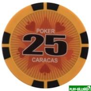Набор для покера Caracas на 500 фишек, интернет-магазин товаров для бильярда Play-billiard.ru. Фото 5