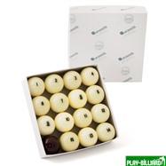 "Aramith Saluc Комплект шаров 60.3 мм ""Aramith Standard"", интернет-магазин товаров для бильярда Play-billiard.ru. Фото 1"