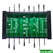 Настольный футбол «Celtic» (140х81х89, серый), интернет-магазин товаров для бильярда Play-billiard.ru. Фото 4