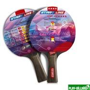 Weekend Теннисная ракетка Start line Level 400 New (коническая), интернет-магазин товаров для бильярда Play-billiard.ru. Фото 1