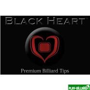 Black Heart Наклейка для кия «Black Heart»  ORIGINALS  (S) 14 мм, интернет-магазин товаров для бильярда Play-billiard.ru. Фото 2