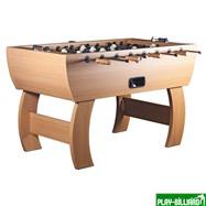 Настольный футбол «Royal» (144x73x86 см, светлый), интернет-магазин товаров для бильярда Play-billiard.ru. Фото 1