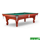 Weekend Бильярдный стол для русского бильярда «Cambridge» 8 ф (корица), интернет-магазин товаров для бильярда Play-billiard.ru