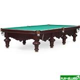 Weekend Бильярдный стол для русского бильярда «Rococo» 12 ф (махагон), интернет-магазин товаров для бильярда Play-billiard.ru