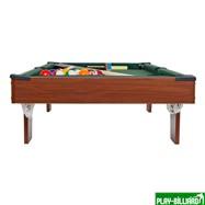 Weekend Бильярдный стол «Мини-бильярд» (пул), интернет-магазин товаров для бильярда Play-billiard.ru. Фото 2