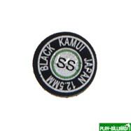 """Наклейка для кия """"Kamui Black"""" (SS) 13 мм, интернет-магазин товаров для бильярда Play-billiard.ru. Фото 5"""