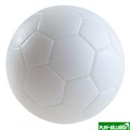 Weekend Мяч для настольного футбола  AE-02, текстурный пластик D 36 мм (белый), интернет-магазин товаров для бильярда Play-billiard.ru