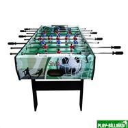 Настольный футбол DFC SEVILLA складной, интернет-магазин товаров для бильярда Play-billiard.ru. Фото 3