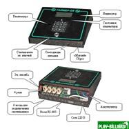 """Система учета времени """"Timer-04"""", интернет-магазин товаров для бильярда Play-billiard.ru"""