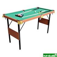 Weekend Бильярдный стол для пула «Hobby 4.5'» (в комплекте), интернет-магазин товаров для бильярда Play-billiard.ru