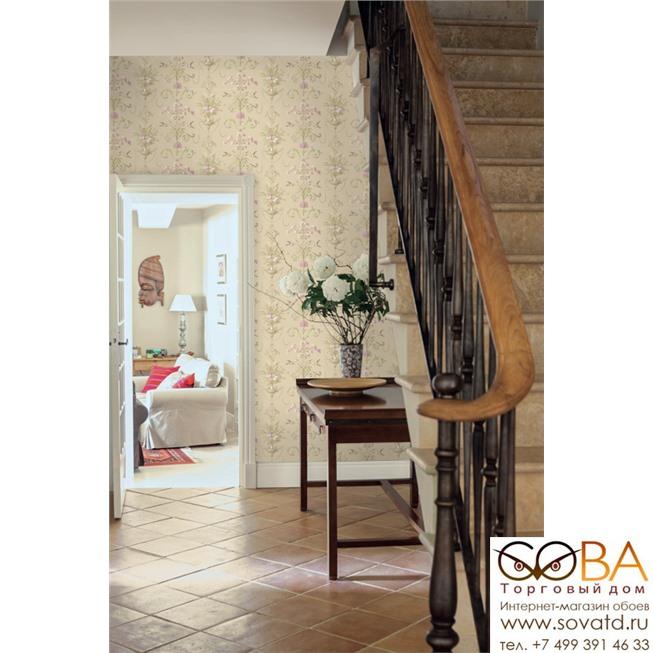 Обои York NM2902 Normandy Manor купить по лучшей цене в интернет магазине стильных обоев Сова ТД. Доставка по Москве, МО и всей России