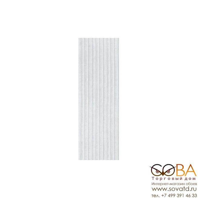 Декор Villeroy&Boch  Ombra White 3D Matt.Rec. 30x90 купить по лучшей цене в интернет магазине стильных обоев Сова ТД. Доставка по Москве, МО и всей России