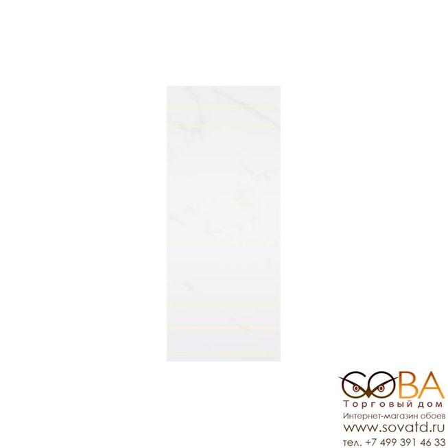 Декор Creto  Cavalcade White 01 25х60 купить по лучшей цене в интернет магазине стильных обоев Сова ТД. Доставка по Москве, МО и всей России